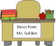 picture of desk used as an icon for Principal's Newsletter