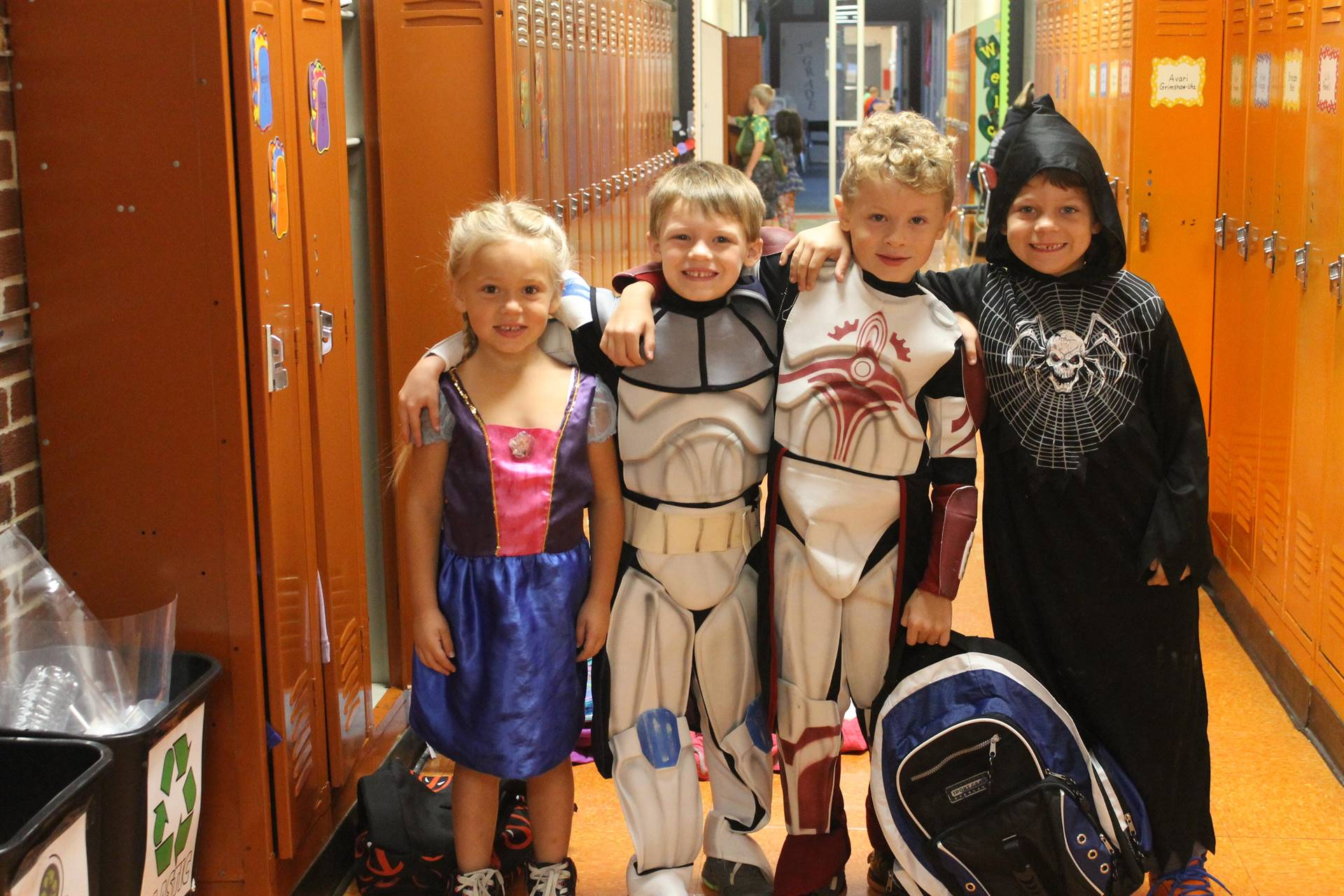Character Day - Elementary Spirit Week