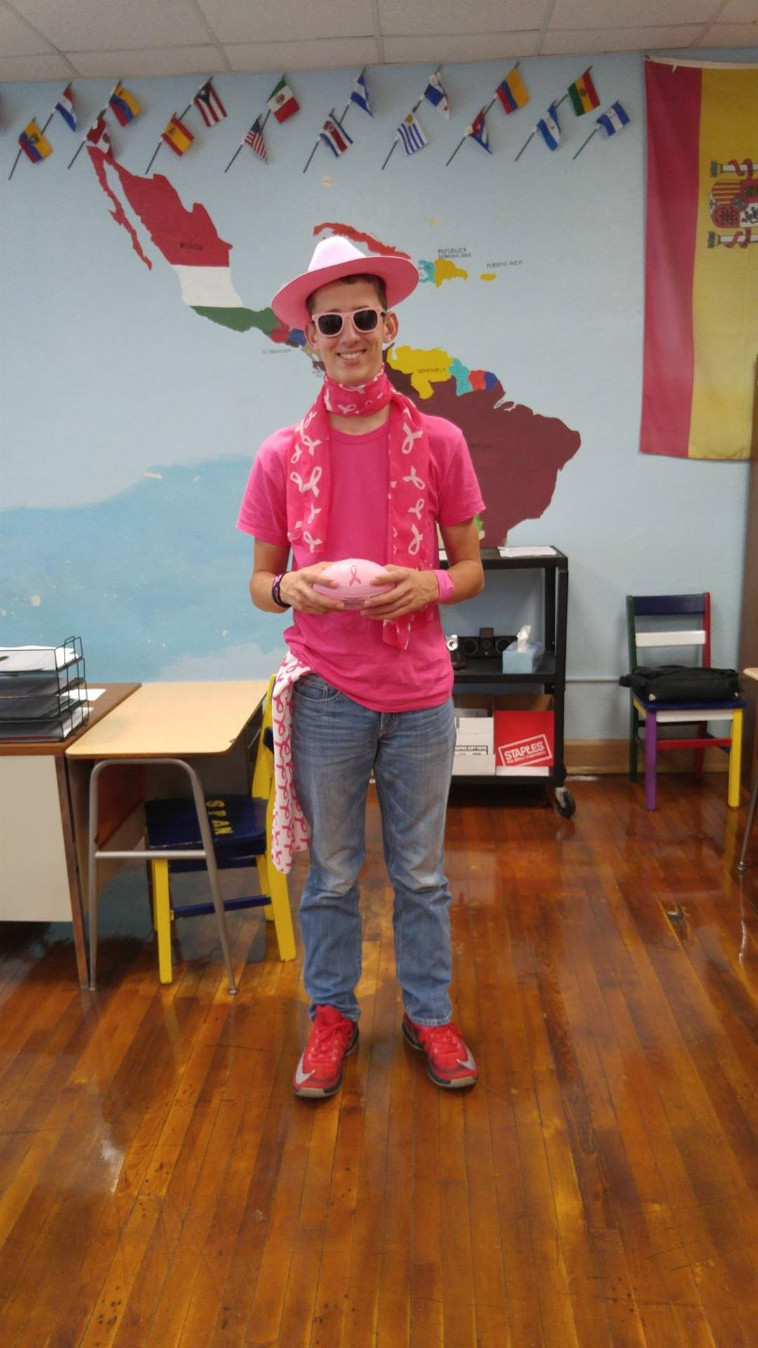 Pink Out - Spirit Week