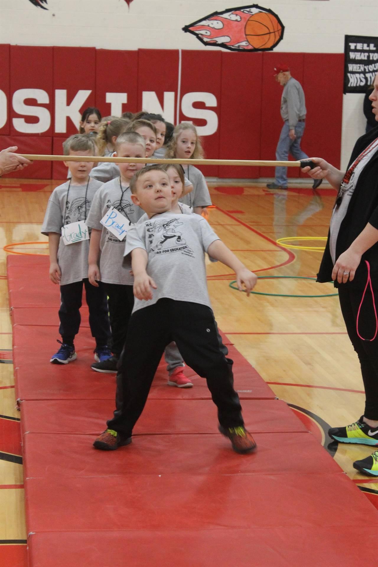 Kindergarten Limbo in the Race for Education