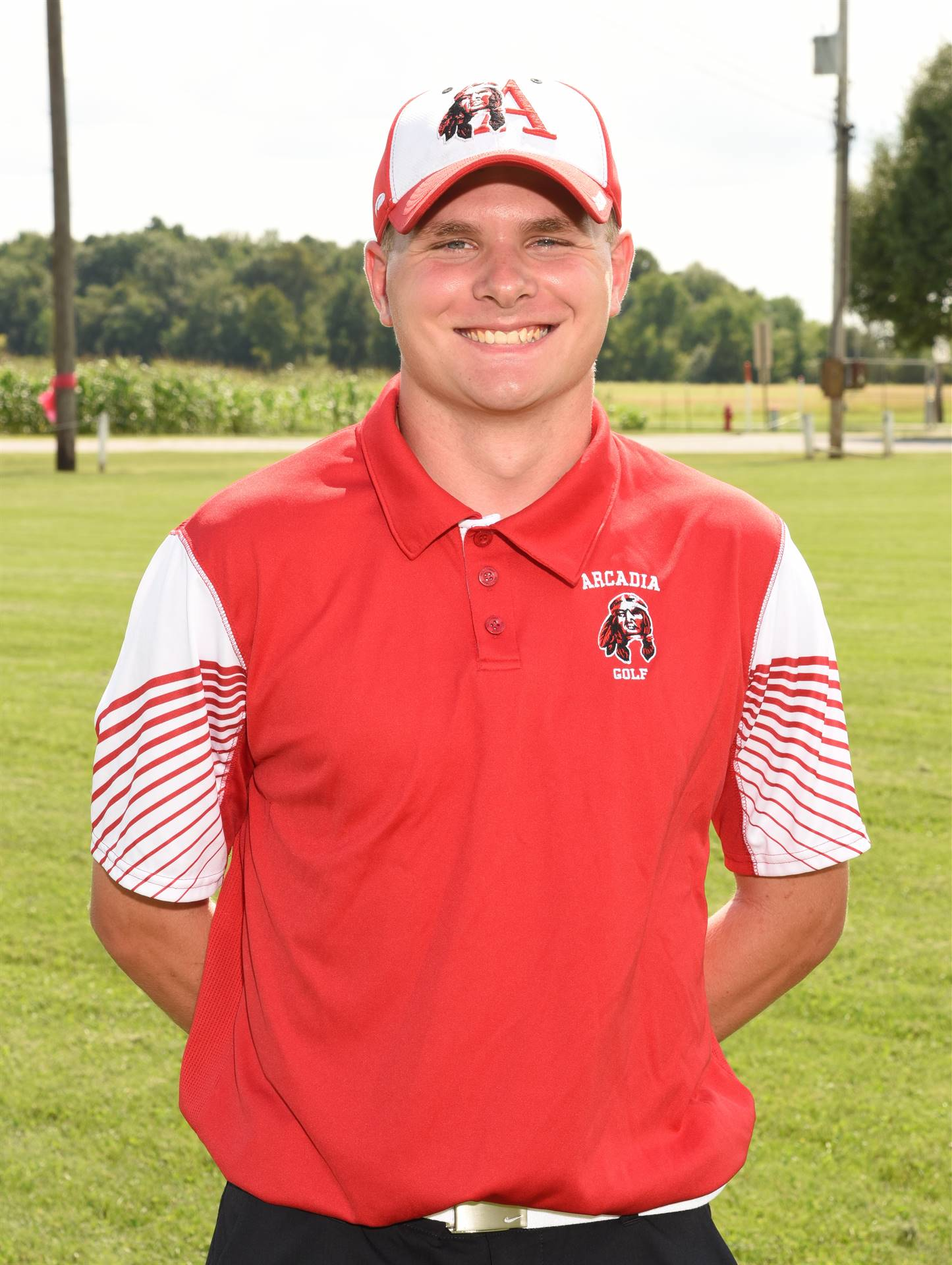 Senior Golf Picture - Kenneth Durst
