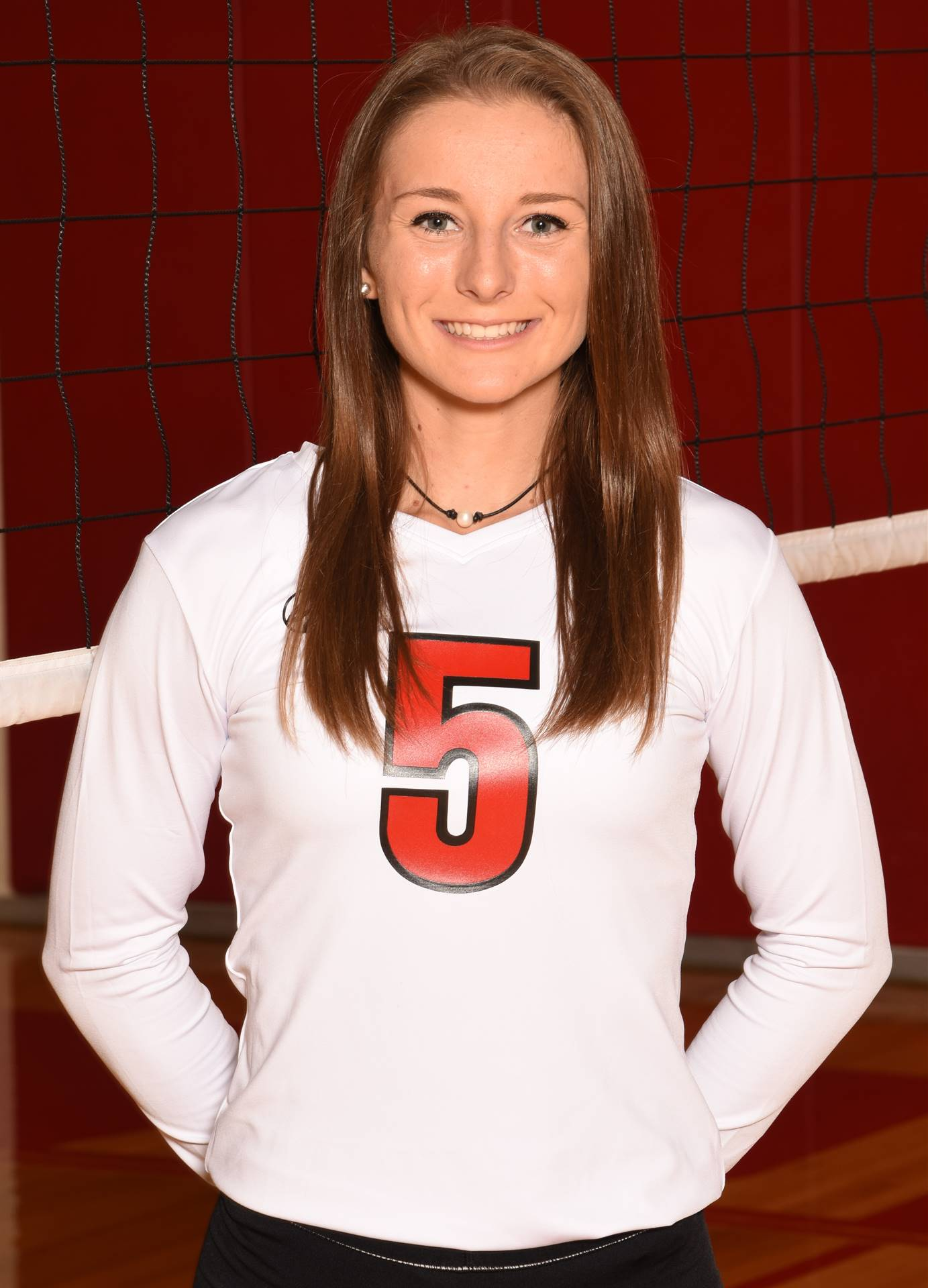 Senior Volleyball Picture - Samantha Watkins
