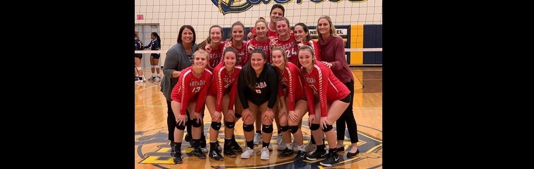 Picture of 2019 Sectional Volleyball Champions