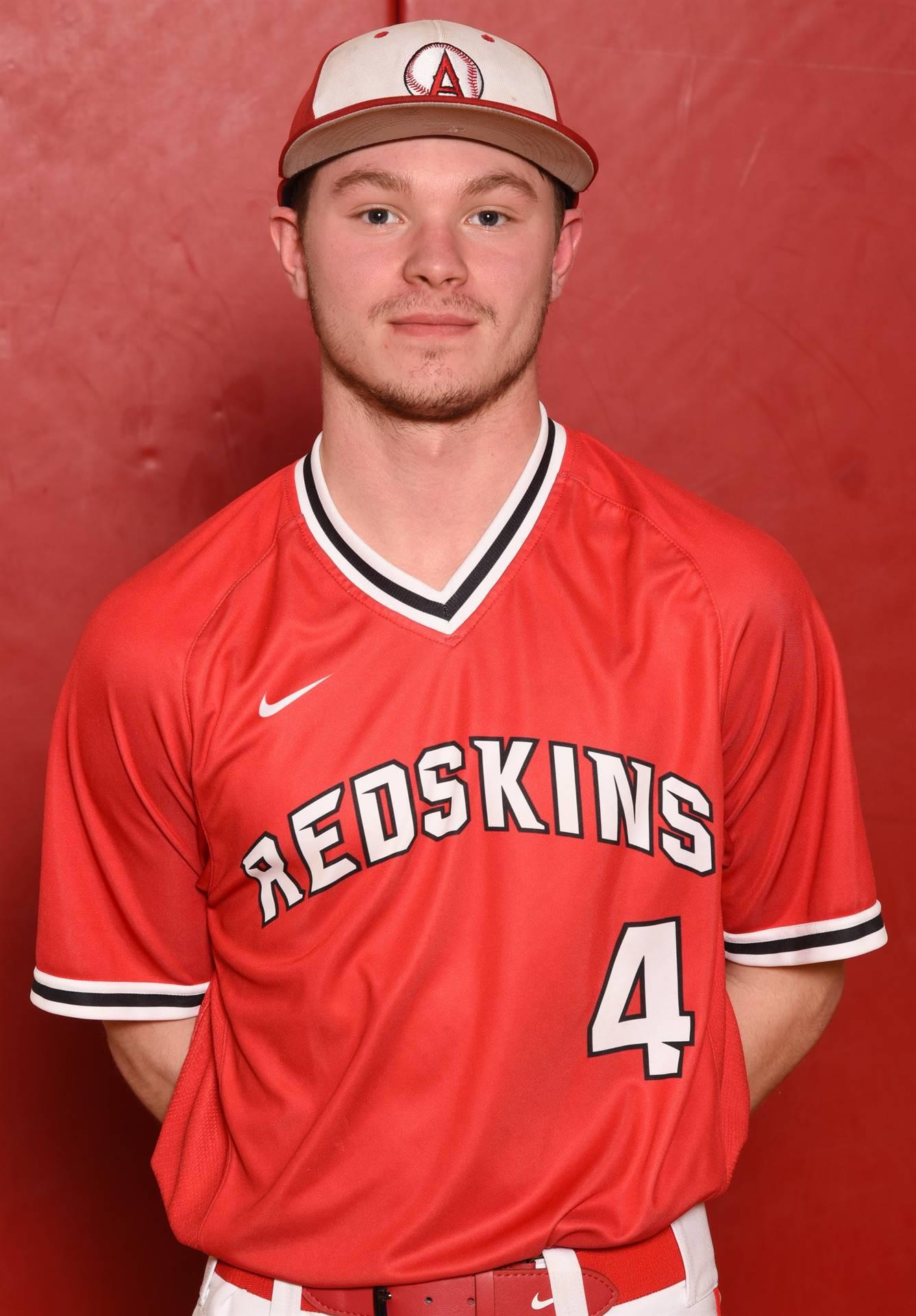 Derron Seaburn - Baseball