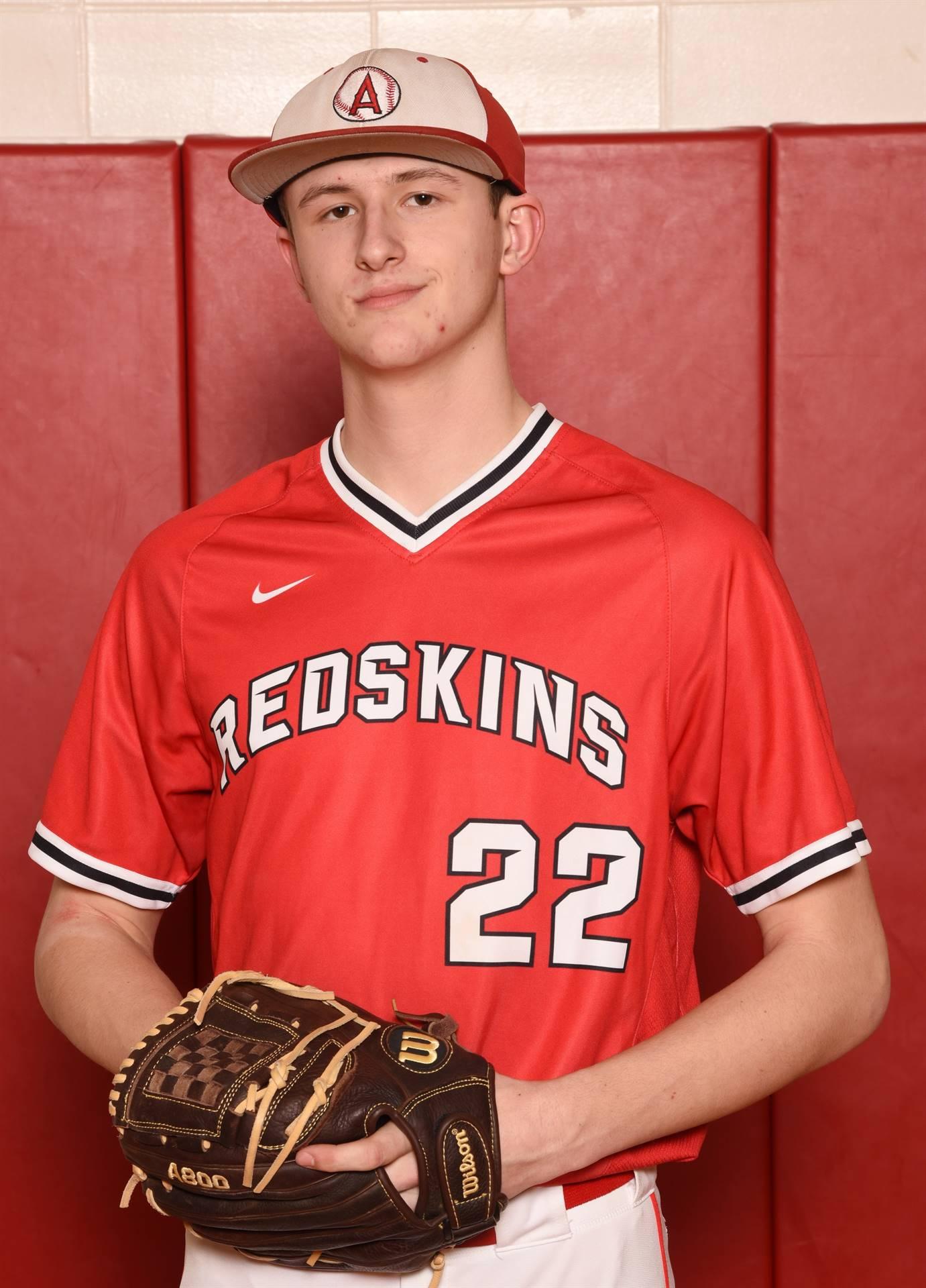 Luke Metzger - Baseball