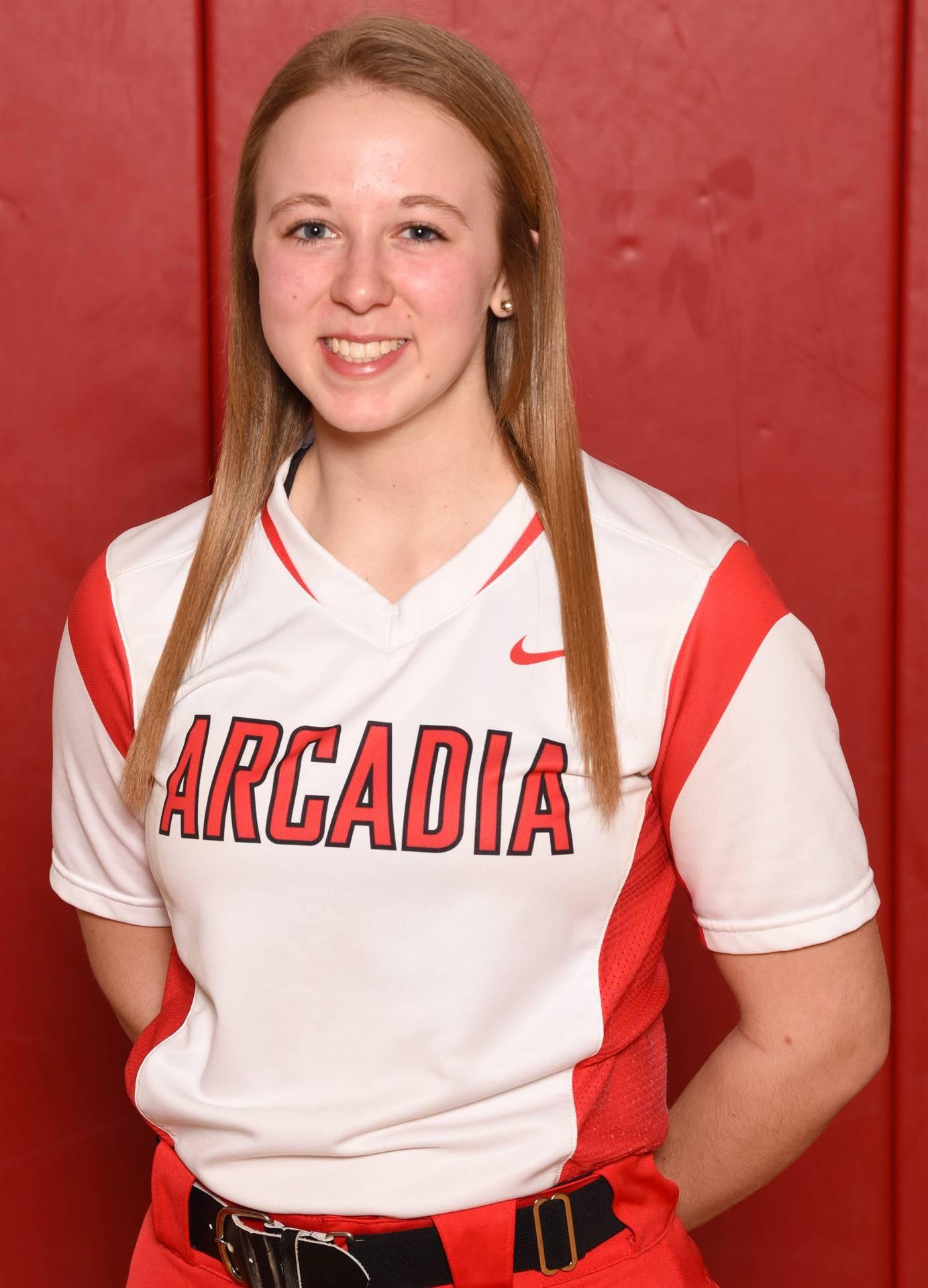 Breana Reinhart - Softball