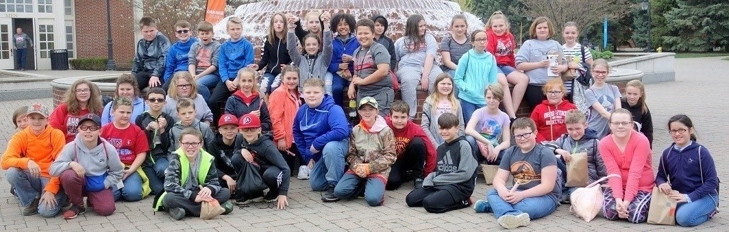 Arcadia Elementary 5th Grade Students Spend the Day at Greenfield Village