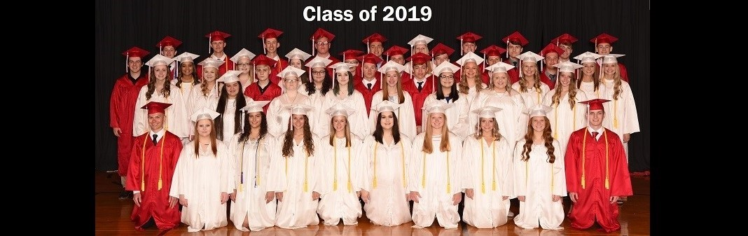 Arcadia High School Graduating Class of 2019