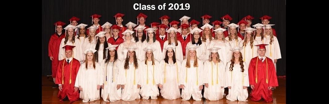 Photo of 2019 Graduates