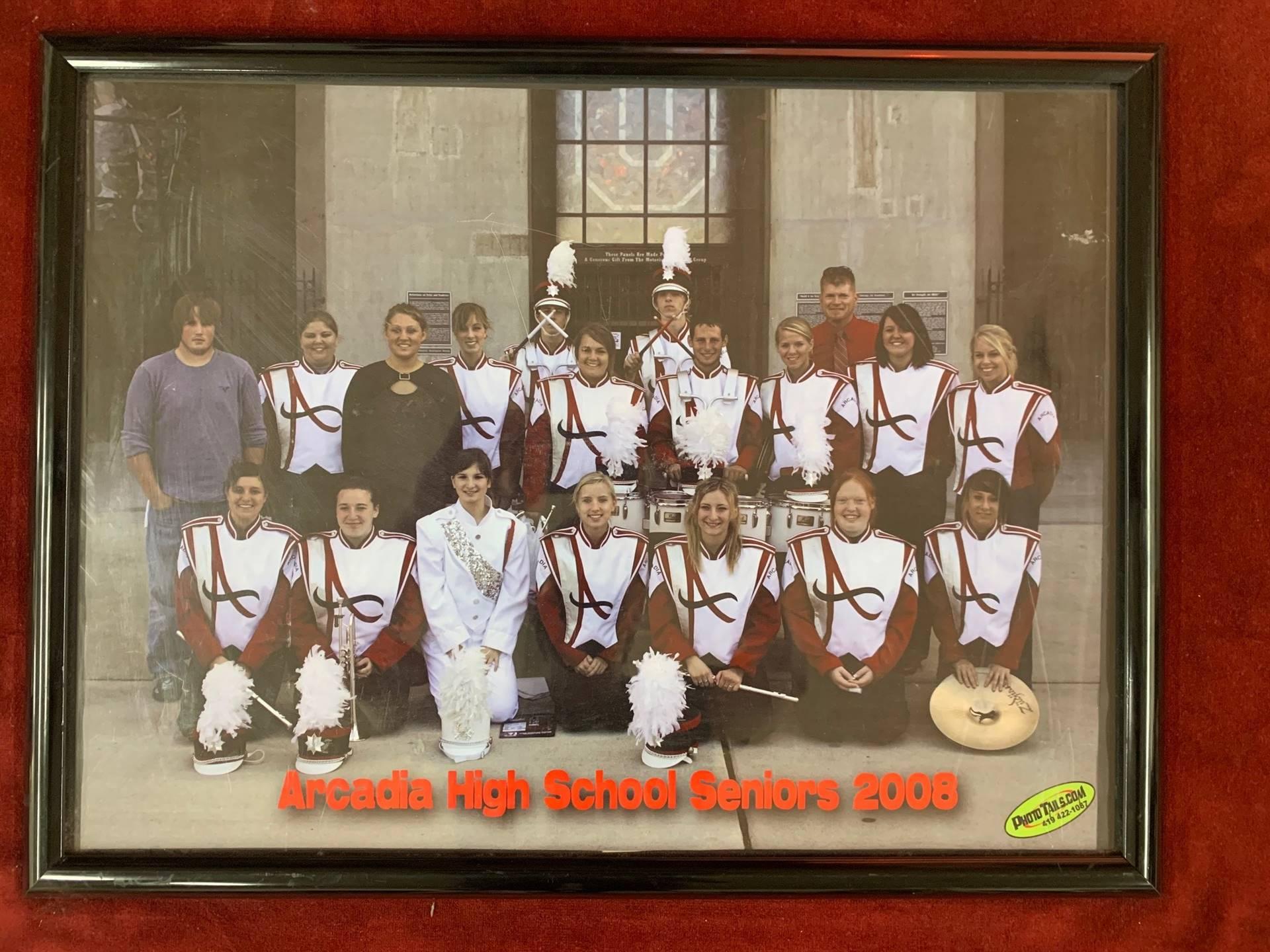 Arcadia High School Seniors of 2008