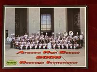 Arcadia High School Band 2008